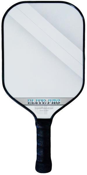 Participe pickleball, Elite Pro Remo, blancoo, 8.05 OZ (approx. 228.21 g) (promedio) hecho en EE. UU.
