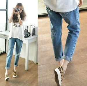 Vintage-Women-Boyefriend-Ripped-High-Waisted-Denim-Pants-Casual-Loose-Hole-Jeans