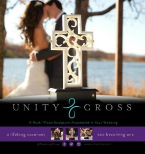 The-Unity-Cross-Pearlescent-White-Unity-Wedding-Cross-New-in-Box
