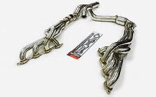 OBX SUS304 Exhaust Header Manifold Fit 14 15 Silverado Sierra 1500 6.2L LT1 L86