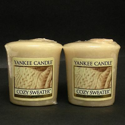 (A-E Choices) 2 Yankee Candle VOTIVES (PAIRS) Samplers Votive Candles VARIETY