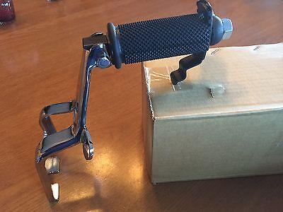 Vintage Bmw sidestand se encaixa R50-R69S Novo pintadas de preto