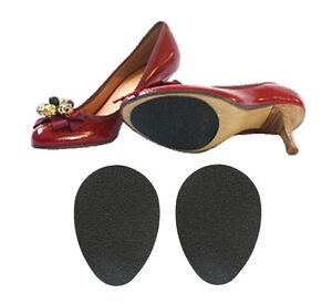Black-Rubber-6-5-x-9-3cm-Unisex-Shoe-Grip-Gripper-Non-Slip-Sole-Cap-Pad-Repair
