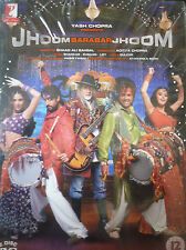JHOOM BARABAR JHOOM 2 DICE SET YESH RAJ ORIGINAL BOLLYWOOD DVD