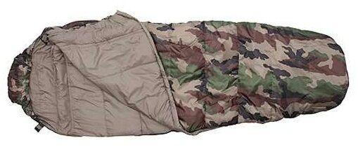 Duvet   sac de  couchage générique grand froid -20 C camouflage Armée Française  in stadium promotions