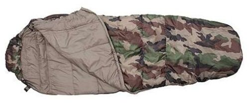 68°F Camouflage French Army Synthetic//Sleeping Bag Générique Big Cold
