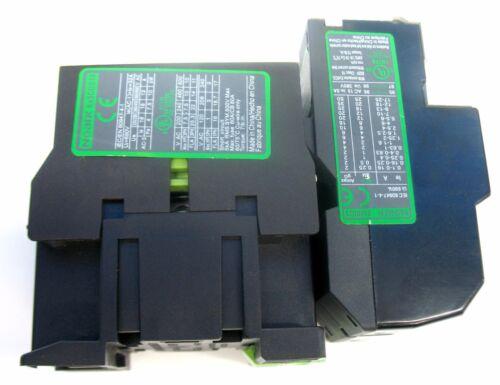 Motor Starter 1//2-3//4 HP @ 480V 1-1.6 Amp Overload 460-480 Volt Coil New