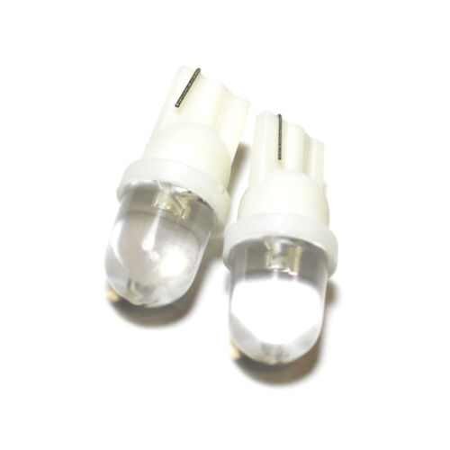 """MITSUBISHI Grandis LED Blanc /""""commerce/"""" grand angle côté faisceau lumineux ampoules paire"""