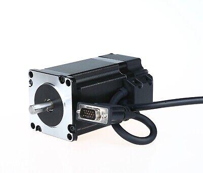 1PC Nema34 Closed Loop Stepper 12NM 6A 34SSM5460+1PC Driver HBS86H  ACT MOTOR