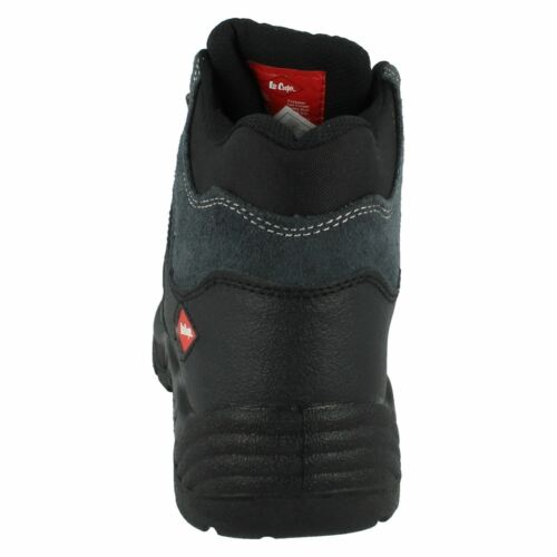 Mens Lee Cooper Steel Toe Capped Safety Boots in Grey or Black 039