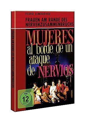 FRAUEN AM RANDE DES NERVENZUSAMMENBRUCHS DVD NEU