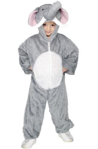 Animal Cutie Elephant Child Costume Medium