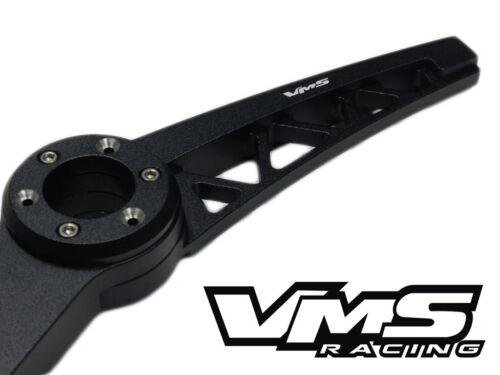 VMS BILLET ADJUSTABLE SHIFTER HANDLE ARM LEVER TREMEC T-56 TKO-500 /& SHIFT KNOB