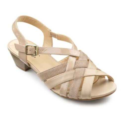 Rrp Hot 38 Sandals 5 Eu Fit 69 Standard £ 53 Js26 Uk Vendite Armandine Beige qqtwFrnaA