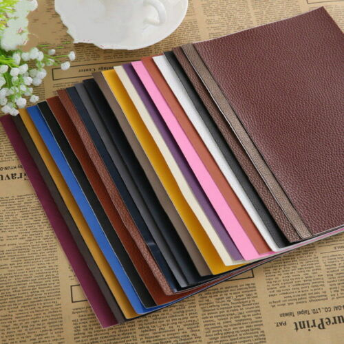 3pcs Leather Repair Self-Adhesive Patch for Sofa Seat Bag Craft DIY Accessorie