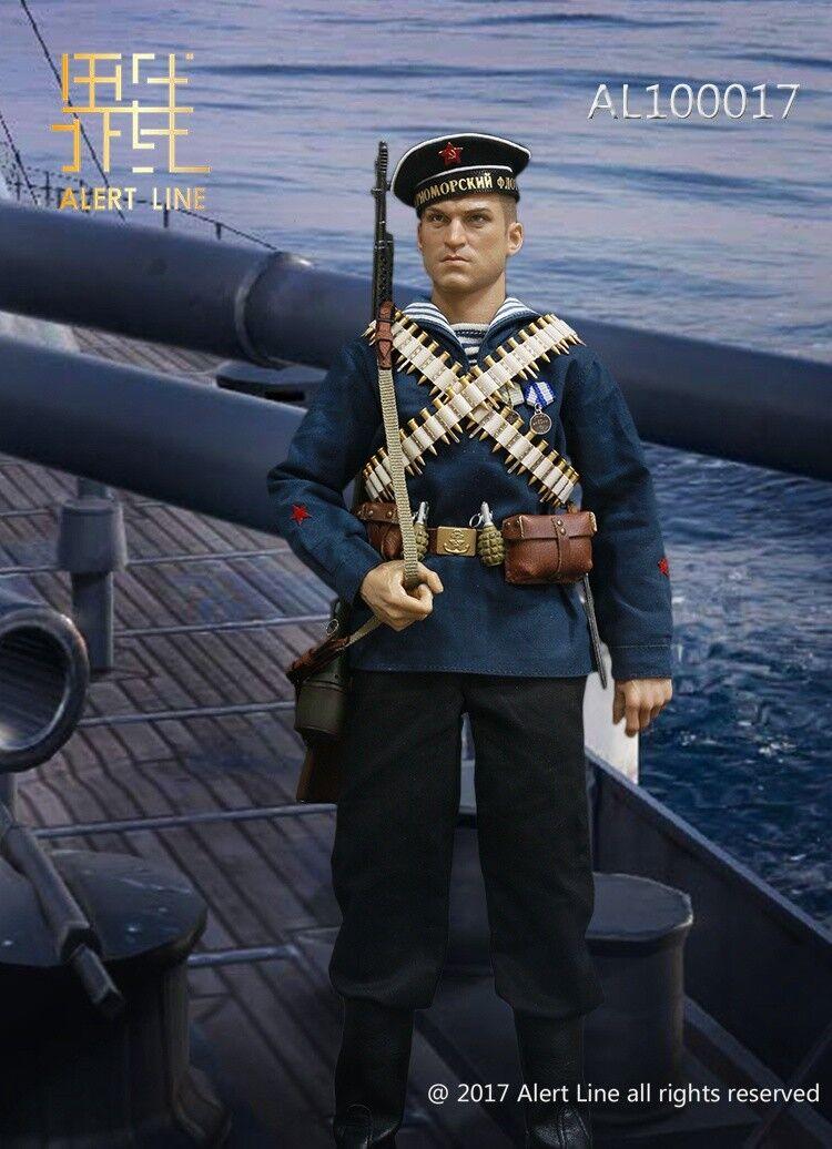 Alert Line AL100017 WWII Soviet Red Navy Equipment Set 1 6