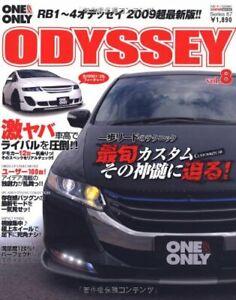 Honda odyssey rb3 manual book