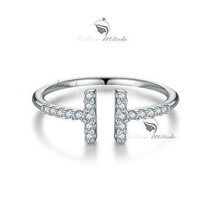 18K-white-rose-Gold-GF-women-wedding-band-dress-Simulated-Diamond-ring