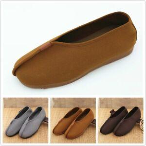 Chinese Monk Shoes Buddhist Kung Fu