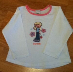 NEXT Baby Girls Top Long Sleeved TShirt Nursery Children Clothes 12 18 months - <span itemprop='availableAtOrFrom'>Liverpool, Merseyside, United Kingdom</span> - NEXT Baby Girls Top Long Sleeved TShirt Nursery Children Clothes 12 18 months - Liverpool, Merseyside, United Kingdom