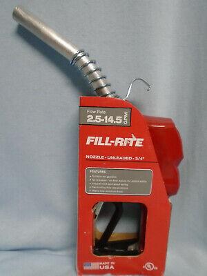 """3//4/"""" Auto Fuel Nozzle No N075UAU10 Tuthill Corp 3pk for sale online"""