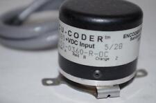 ENCODER PRODUCTS MODULAR ENCODER # 755A-01-0360-R-0C  360COUNTS/REV.  ABZ