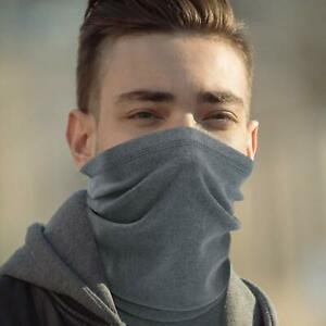 Windproof Winter Neck Gaiter Cold Weather Face Mask Polar Fleece Neck Warmer
