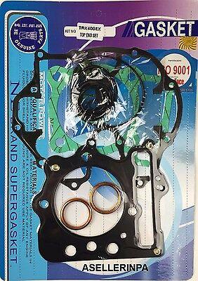 Top End Head Gasket Kit HONDA TRX 400EX 400X 1999-2014 TRX400EX XR400R 1996-2004