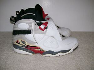 finest selection eb99f 909d1 Image is loading SZ-13-Air-Jordan-VIII-8-Retro-Bugs-