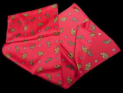 Schal Edelweiß Rucksack Schuhe rot blau gelb grün Tracht Herren Damen 839