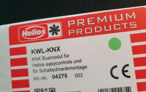 4275-002 KWL-KNX Busmodul für Helios Easycontrols Artnr