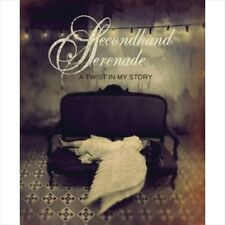 SECONDHAND SERENADE - A TWIST IN MY STORY NEW CD