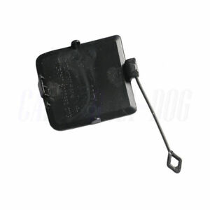 UPSM Rear Left Bumper Tow Hook Cover Cap Primed Fit for BMW X1 E84 2013 2014 2015 51127303815