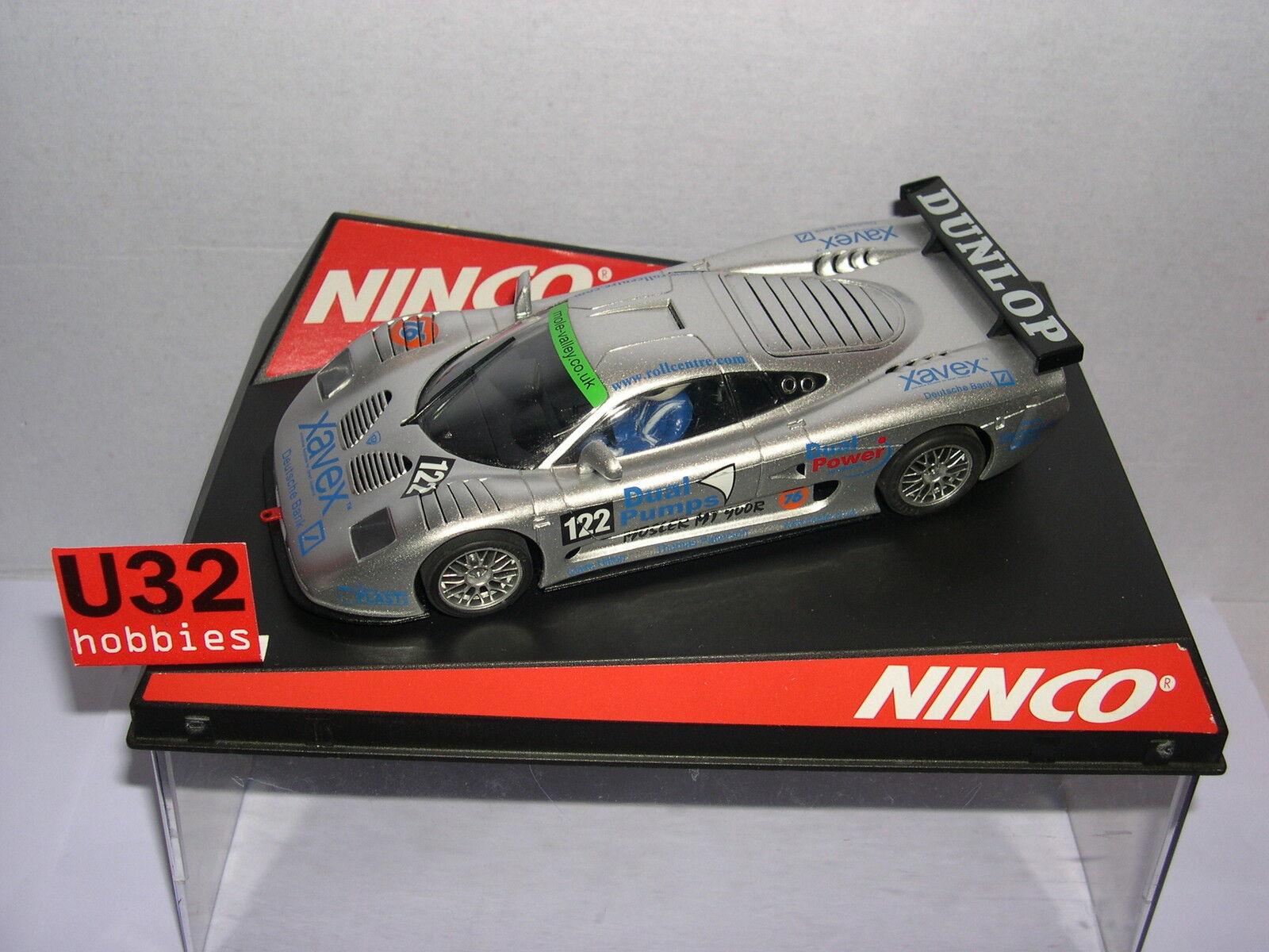 NINCO 50413 SLOT CAR MOSLER MT-900R  XAVEX  MB