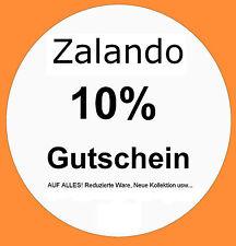 10% Zalando Gutschein
