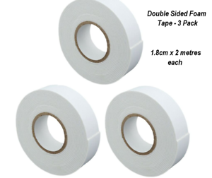 Strong-Double-Sided-Sticky-Tape-Foam-Adhesive-Craft-Padded-Mounting-Uk