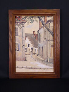 Jacques-Grad-1920-Centre-in-Bourges-Berry-Cheap-Student-Yves-Brayer