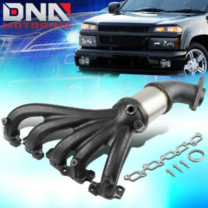 Metallic DNA Motoring OEM-CONV-YW-002 Factory Style Catalytic Converter Exhaust Manifold Replacement