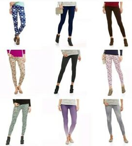 LEGGINGS-WHOLESALE-ONE-SIZE-1-PAIR-OF-EACH-9-PAIR-TOTAL-Buttery-Soft-Ooh-La