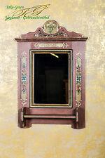 Voglauer Anno 1800 Altrosa Landhaus Flur Spiegel Wandspiegel Holz Antik Stil