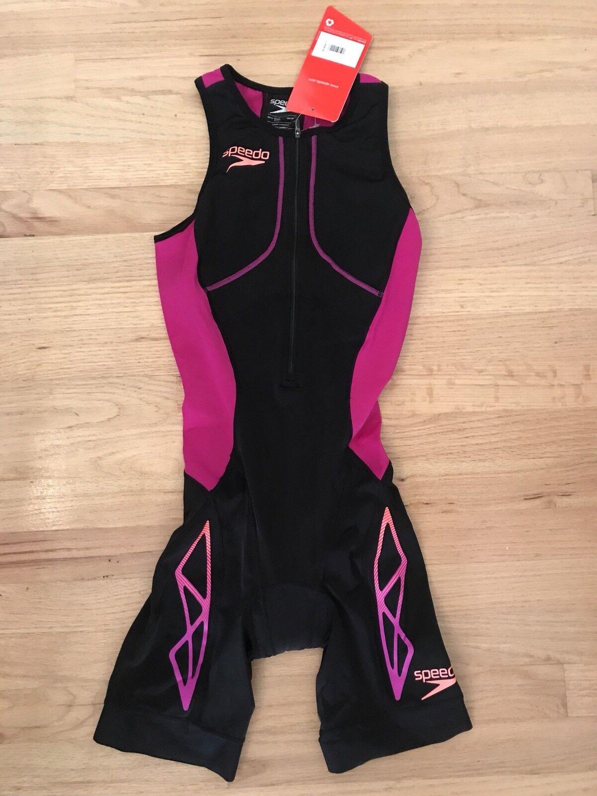 Women's Speedo Xenon Triwear Race Suit size Medium Brand NewTags on  FREE ship