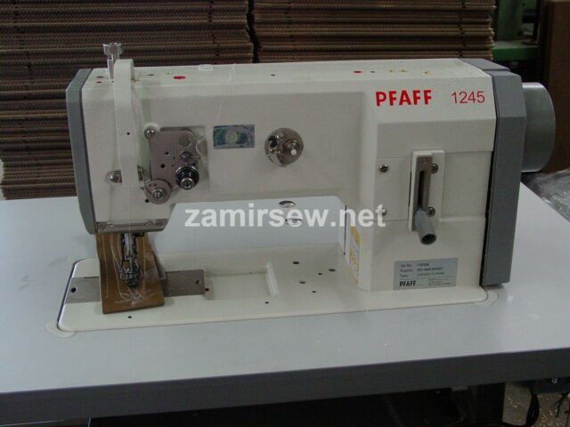 Original PFAFF 40 Walking Foot Leather And Upholstery Sewing Classy Pfaff Walking Foot Sewing Machine