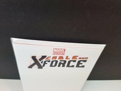 Cable and the X-Force #1 Blank Variant NM Marvel Comics Get Yours for Con!