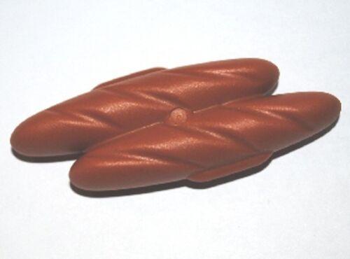 Duplo Food LEGO French Bread Loaves /& Steak