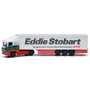 Ty86649-Corgi-Super-HAULERS-Eddie-Stobart-Frigorifico-Camion