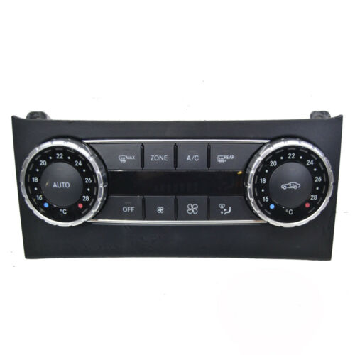 Mercedes W204 Klimabedienteil Klima betätigung A2049006608 36 Monate Garantie
