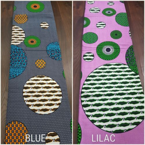 African Cotton Fabric Wax Print Per Yard New Design Beautiful Superior Ankara