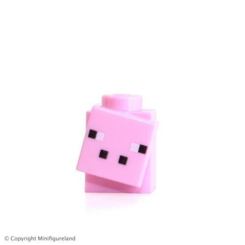LEGO Minecraft MiniFigure Set 21105 Micromob Pig