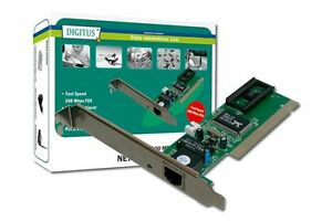 SCHEDA-AGGIUNTIVA-DI-RETE-PCI-10-100-RJ45-FUNZIONE-WOL-WAKE-ON-LAN