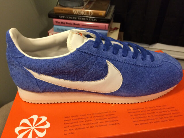 sneakers for cheap 1b875 e4d10 Nike Classic Cortez Kenny Moore Sz 13 NIB Varsity Royal QS DS 2017